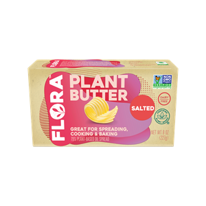 Salted Plant Butter, 8 oz