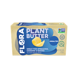 Unsalted Plant Butter, 8 oz